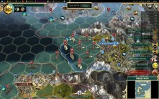 Civilization 5 Conquest of the New World Spain Deity - Peace with Netherlands