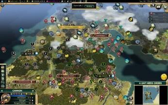 Civilization 5 Conquest of the New World Siglo de Oro Steam Achievement - Central America