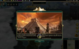 Civilization 5 Conquest of the New World Inca Deity Game 2: Chichen Itza