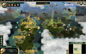 Civilization 5 Conquest of the New World Inca Deity Game 2: No culture CS