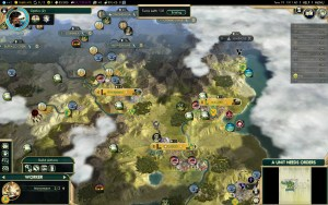 Civilization 5 Conquest of the New World Inca Deity Game 3: Great Land, no Culture CS