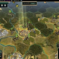 Civilization 5 Conquest of the New World Inca Settler - First down