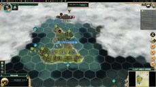 Civilization 5 Conquest of the New World Inca Settler - Attack European Archipelago
