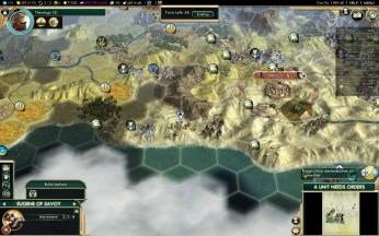 Civilization 5 Conquest of the New World Aztecs Deity 1 - Prevent Portuguese Colony
