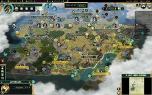 Civilization 5 Conquest of the New World Iroquois Deity 1 - Iroquois Empire