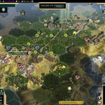 Civilization 5 Conquest of the New World Iroquois Deity 2 - Inca Onslaught