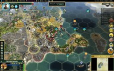Civilization 5 Conquest of the New World Iroquois Deity 2 - Cusco back and forth