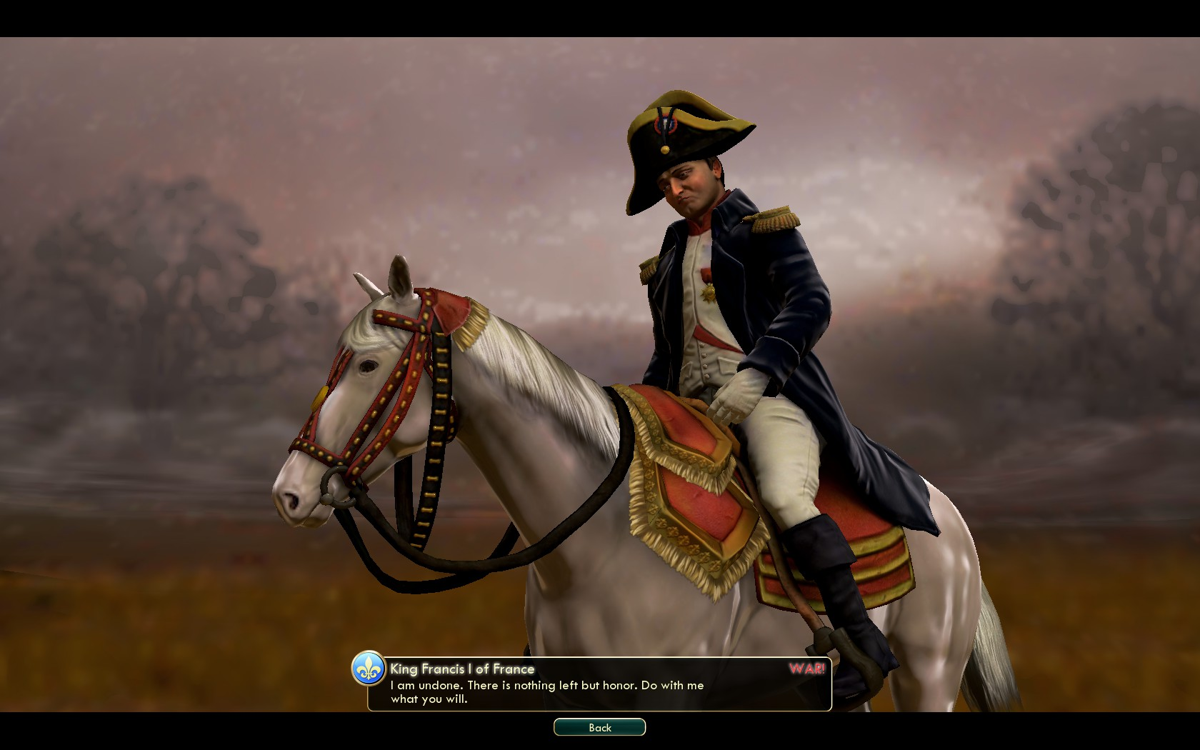 Civilization 5 Conquest of the New World Netherlands Deity - France broken