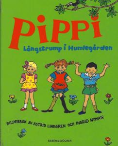 Pippi i Humlegården