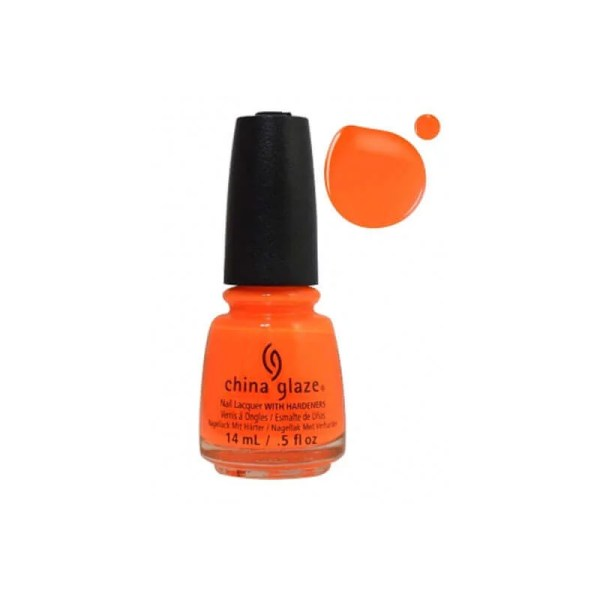 Vernis China Glaze Orange Knockout (1)
