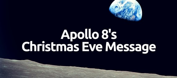 Merry Christmas from Apollo 8 -- and Kallisti Publishing!