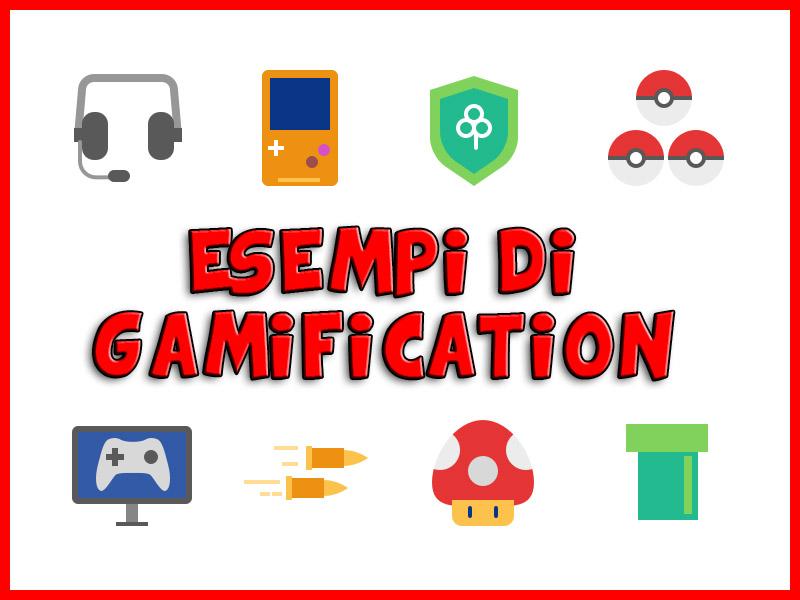 Esempi di Gamification