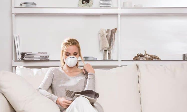Qualità aria in casa, inquinamento da formaldeide