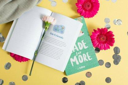 Christian book for teen girls