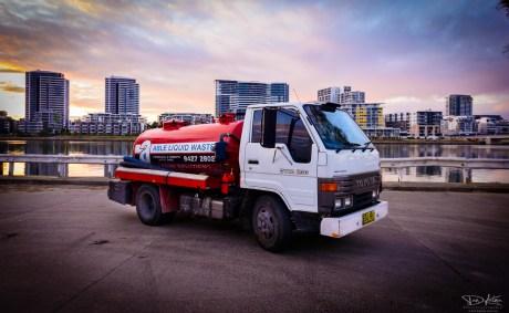 Able liquid waste new south wales australia dan kalma photography truck sydney homebush