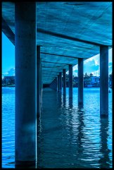 The Entrance New South Wales australia under the bridge dan kalma photography