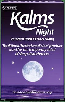 Kalms Night tablets