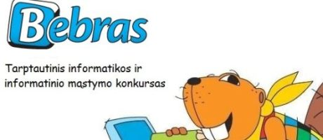 """Informatikos konkursas """"Bebras"""""""