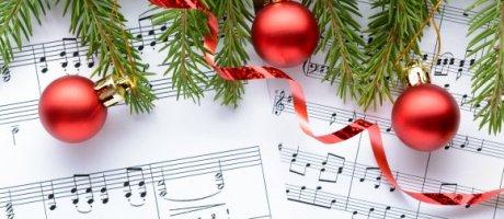Kvietimas į kalėdinį koncertą
