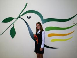 Austėja Kuprytė, 6d,  2018-05-24