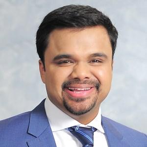 Samarth Salgaonkar   Kalnirnay - Executive Director