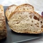 Wholewheat Artisan Bread