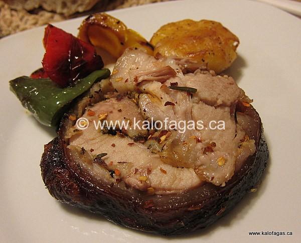 Slow-Roasted Pork Belly