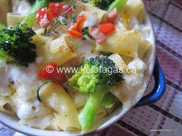 Nina\'s Pasta Cu L\'agghia - KALOFAGAS | GREEK FOOD & BEYOND