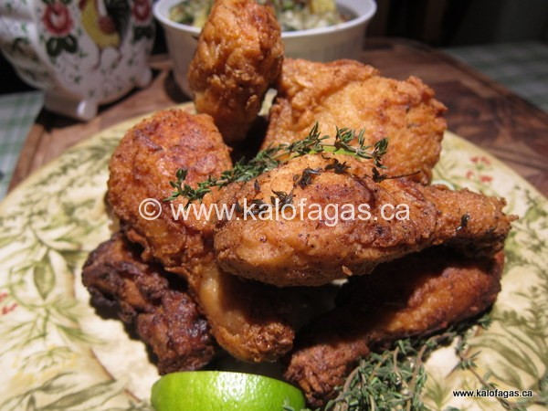 Art Smith's Fried Chicken