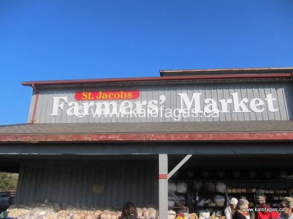 Road Trip – St. Jacobs Market