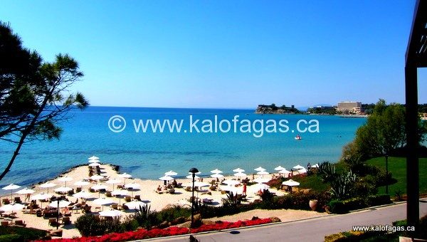 Sani Resort, Halkidiki