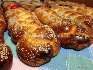 Tsoureki – Greek Easter Bread For Sale