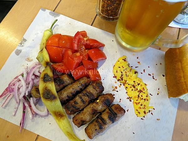 Greek Food Gazette 04/04/2014