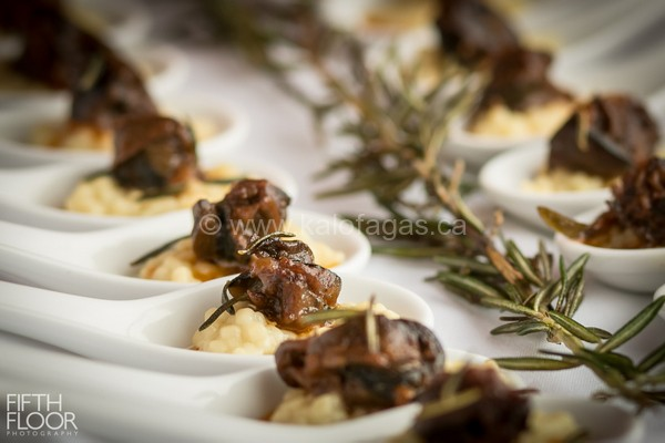 Snails Stifado With Creamy Sour Trahana
