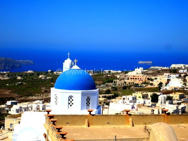 Voreina Gallery Suites, Pyrgos, Santorini