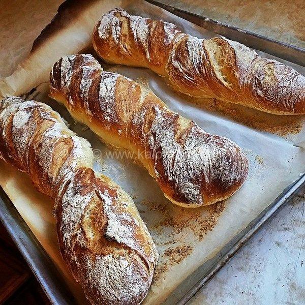 Making Bread & Beyond Class