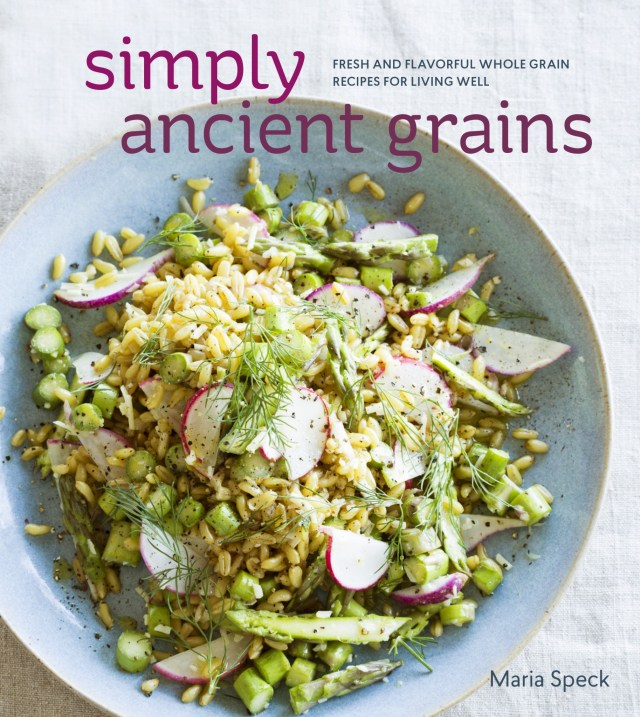 Simply Ancient Grains Book Giveaway