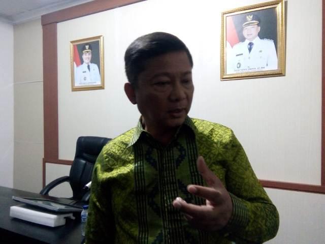 Ketgam : Wakil Bupati Konawe Gusli Topan Sabara