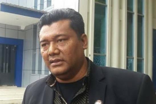 Ketua KPU Sultra La Ode Abdul Natsir Moethalib