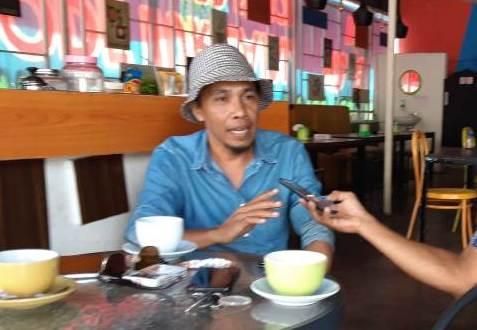 Ketgam : Sahrul Ketua JAMAN Sultra