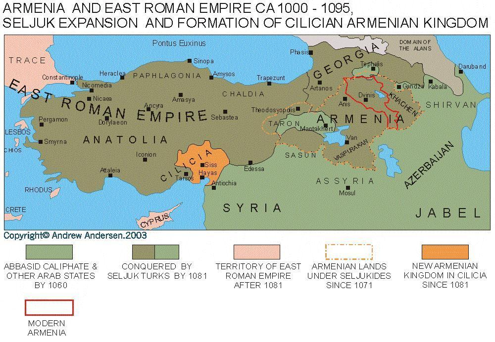 Armenia Map Cradle Of Civilization - Armenia map