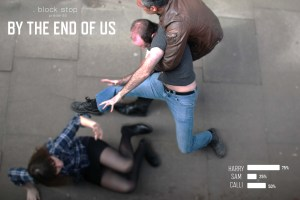 'By the end of us' by Block Stop