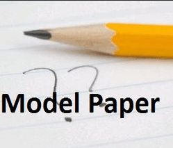 HBSE Board 12th Previous Paper, Haryana Board 12th Model Paper
