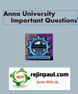 Rejinpaul.com Nov Dec 2016 Important Questions