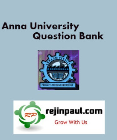 Regulation 2017 2nd Semester Question Bank Anna University - rejinpaul.com