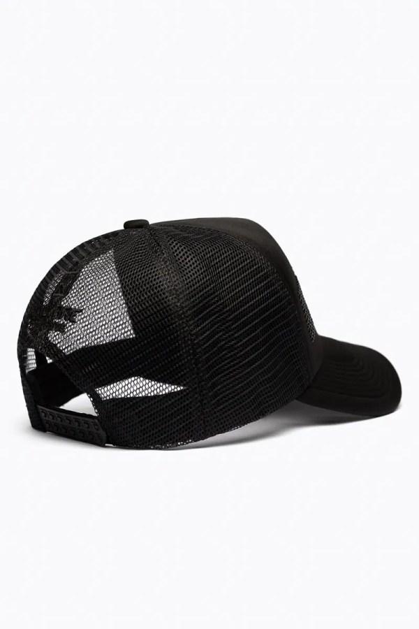 Kalybre Dubai Black Swarovski Designer Cap