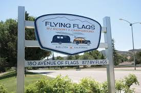 Flying Flags