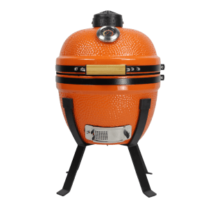 "Kamado roštilj Mini 14"" idealan za balkone, vrt ili terasu. Iznimno mobilan"