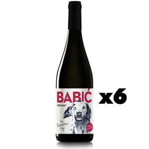 Karton od 6 boca Dalmatian dog Babića uz popust 5% - vino s pedigreom