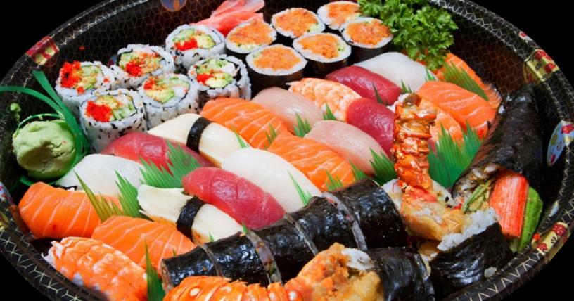 Los beneficios de la comida asiática
